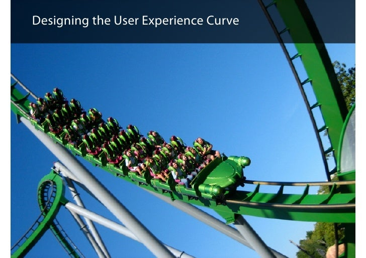 Designing the User Experience Curve