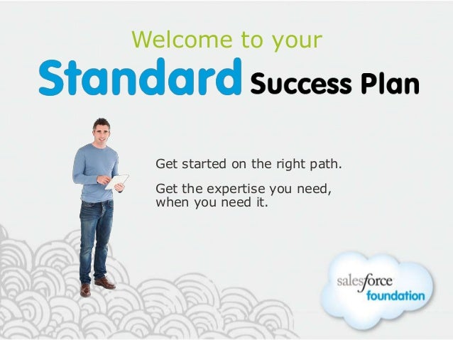 Success Plan Overview for Foundation Customers