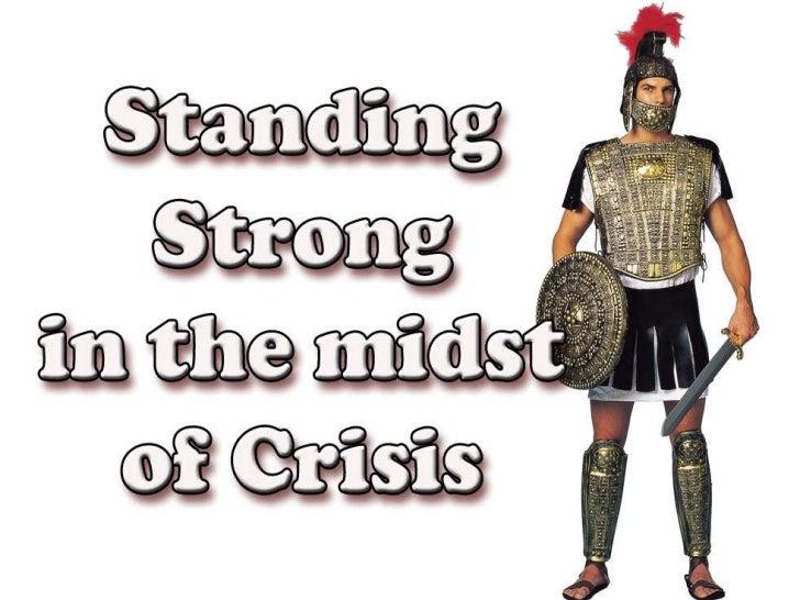 Standing Strong Sermon 5 (Tagalog)