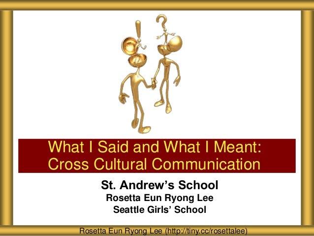 St. Andrew's School CCC