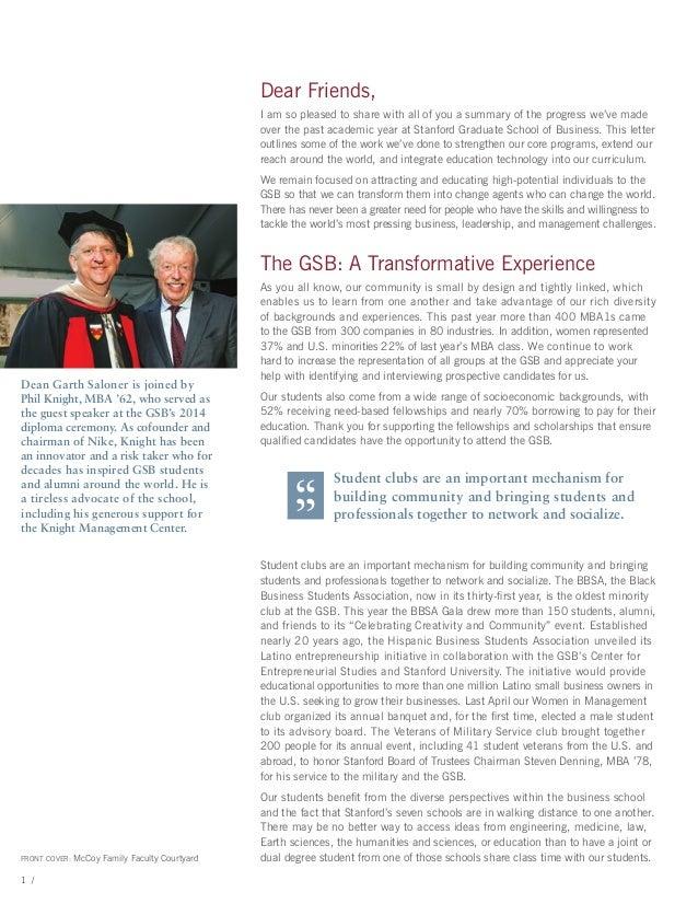 Graduate school review