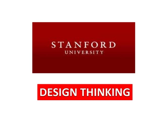 Stanford ideate