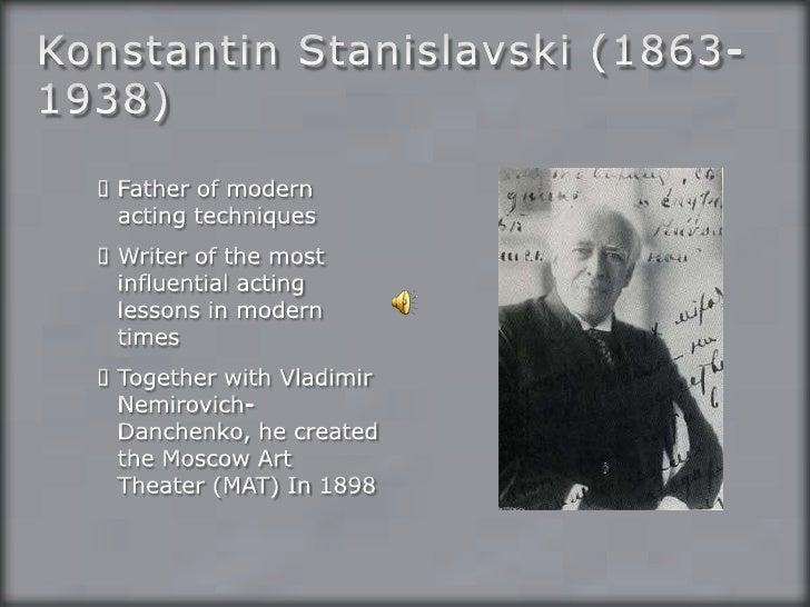 a biography of stanislavski Stanislavski: a biography by jean benedetti london: methuen new york: routledge, 1988 pp xi + 340 + illus $25 - volume 14 issue 3 - laurence senelick.