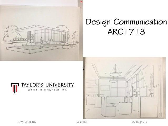 Low Jia Cheng Design Communication