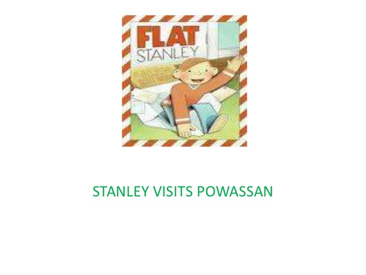 Stanley's visit to powassan