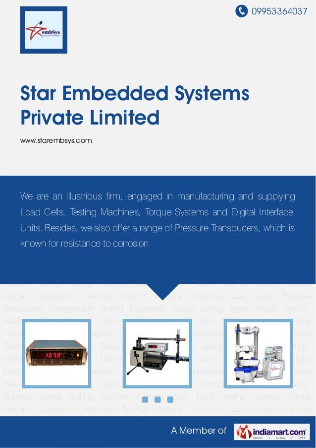 Star embedded-systems-private-limited
