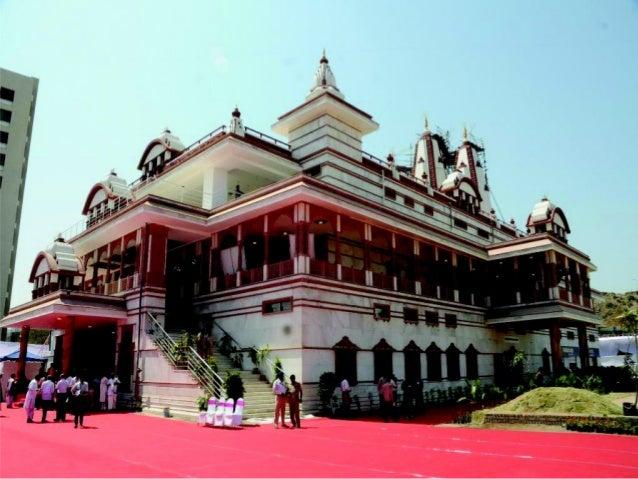 ISKCON NVCC Inaugurated by Hon. President of India Shri Pranab Mukherjee (24th Feb, 2013)