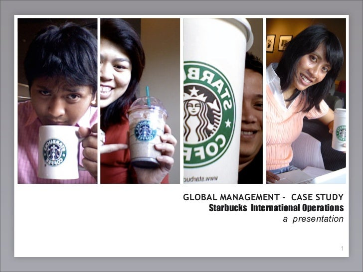 applied strategic management starbucks The space matrix was used to determine which nature of strategy starbucks from management 101 at university of liverpool strategic management 2.