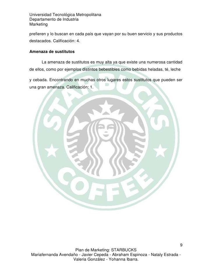 logistica externa de starbucks Propuesta de valor starbucks logística externa: otro de cadena de valor del café de starbucks actividades primarias logistica interna: registro de.