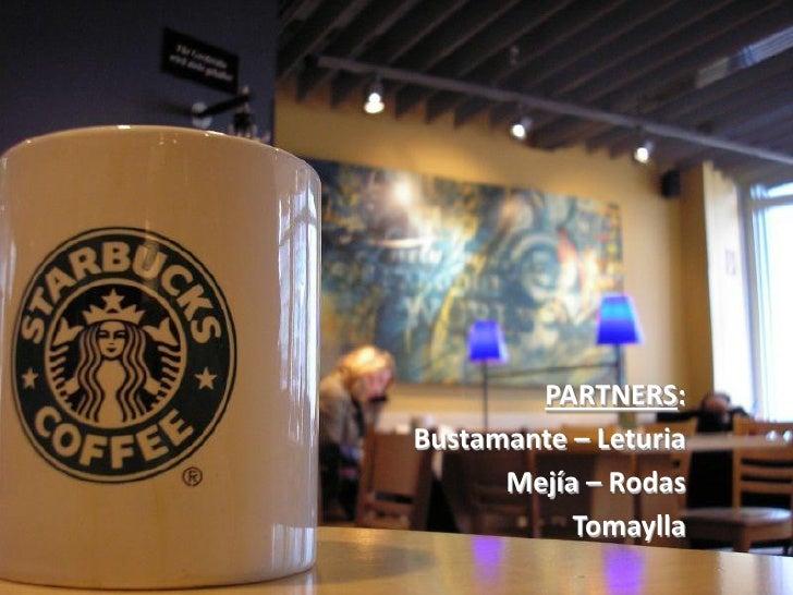 Proyecto académico grupal: Starbucks