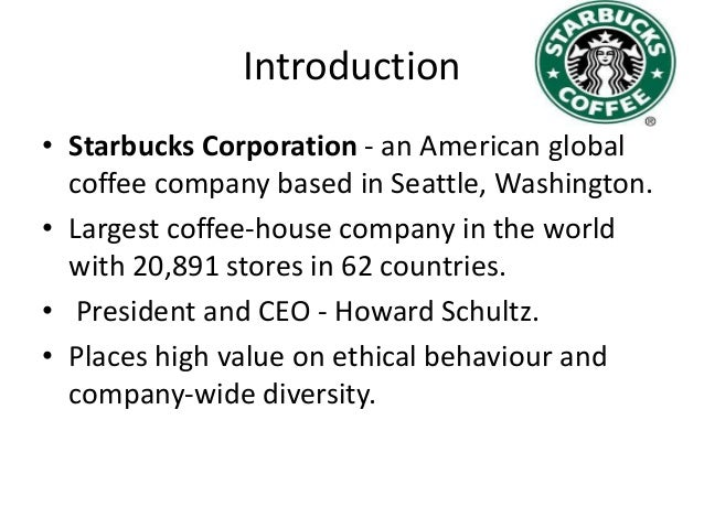 starbucks corporate social responsibility Starbucks corporate social responsibility key performance indicators summary and highlights for fiscal 2006 indicator 2005 2006 2007 target what we said in 2005 what we did in 2006.