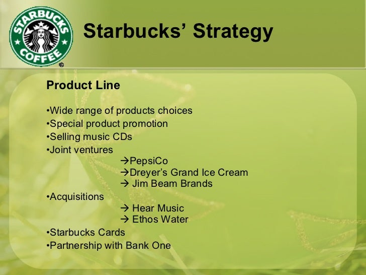 grand strategy matrix of starbucks The grand strategy matrix has become a popular tool for formulating feasible strategies, along with the swot analysis, space matrix, bcg matrix, and ie matrixgrand strategy matrix is the instrument for creating alternative and different strategies for the organization.