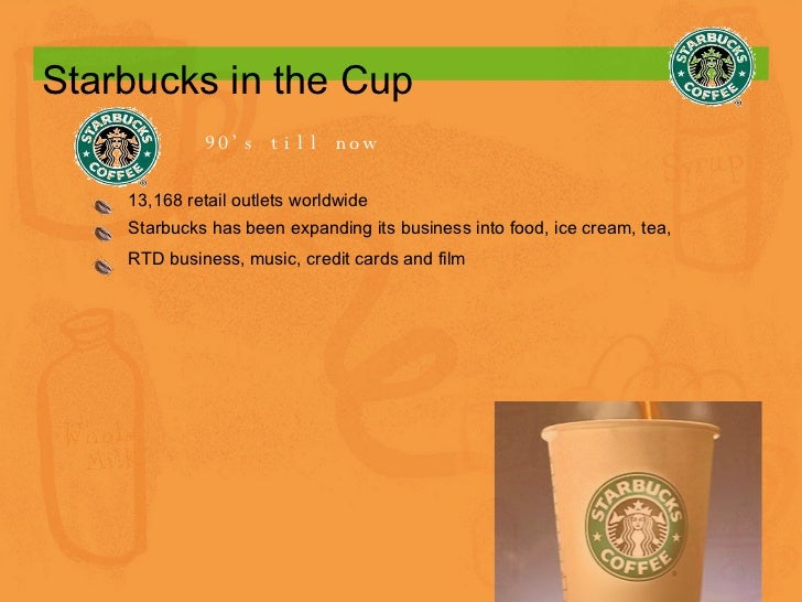 the history and introduction to starbucks coffee marketing essay Starbucks: reasons for success states that consumers are willing to pay higher prices for starbucks' coffee as they are the company continues to rapidly expand its retail operations and pursue opportunities to leverage the starbucks brand through the introduction of new products and.