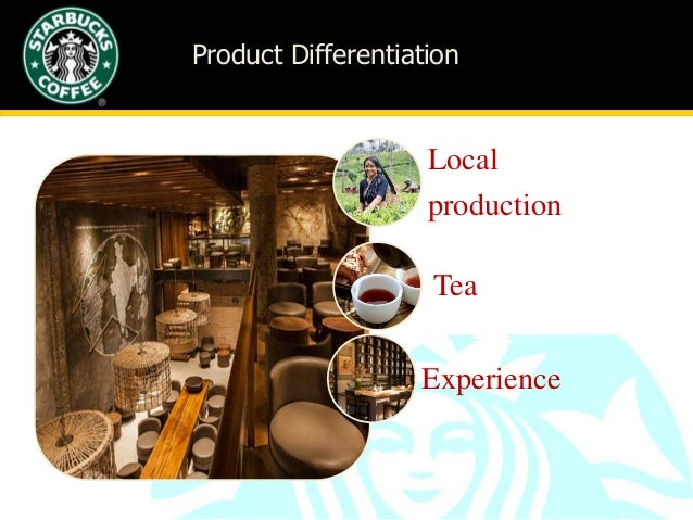 differentiation strategy of starbucks As a marketer, there is a lot that can be learned from observing the strategies of companies that are being successful in their marketing endeavors.
