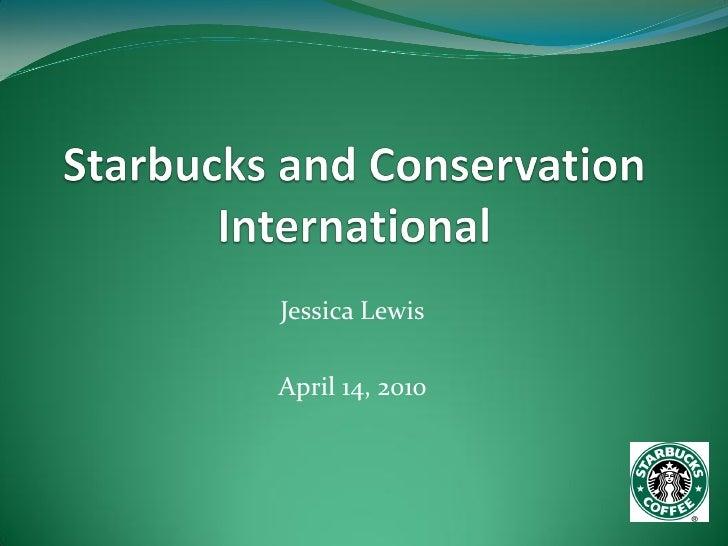 Jessica Lewis  April 14, 2010