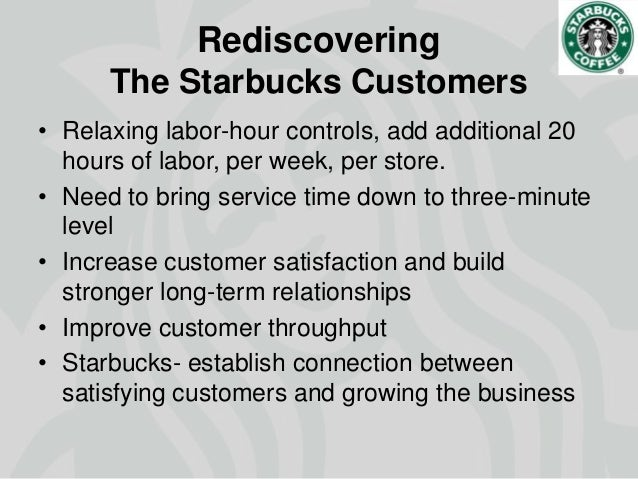 employee involvement of starbucks Starbucks' decision to invest in its employees through education will certainly pay back with interest.