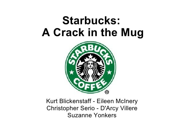 Starbucks Reinvented