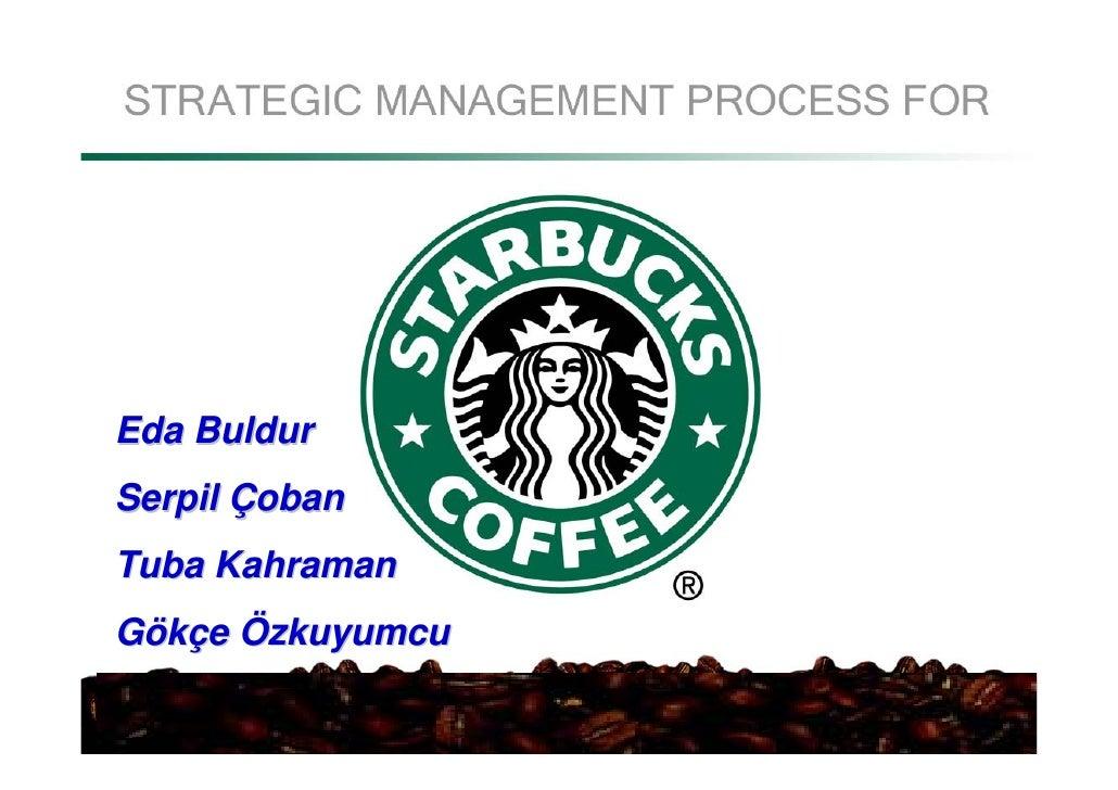 What is Starbucks?