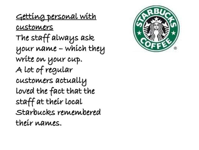 starbucks case study recommendations This starbucks coffee swot analysis (strengths, weaknesses, opportunities, threats) case study shows internal and external factors starbucks should address.