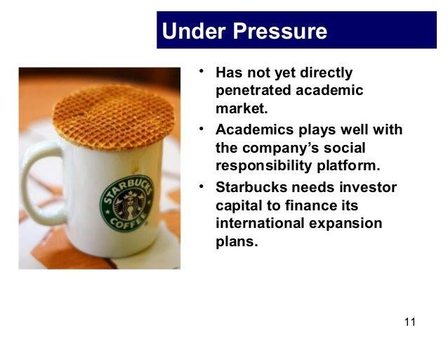 international marketing starbucks case analysis