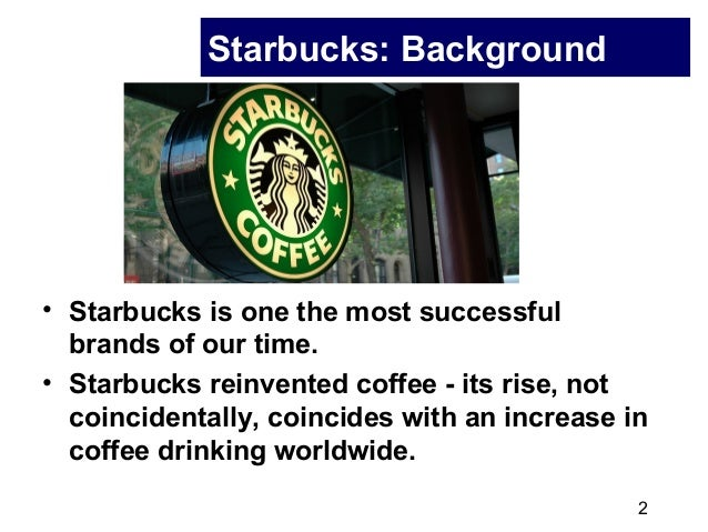 starbucks coffee essay