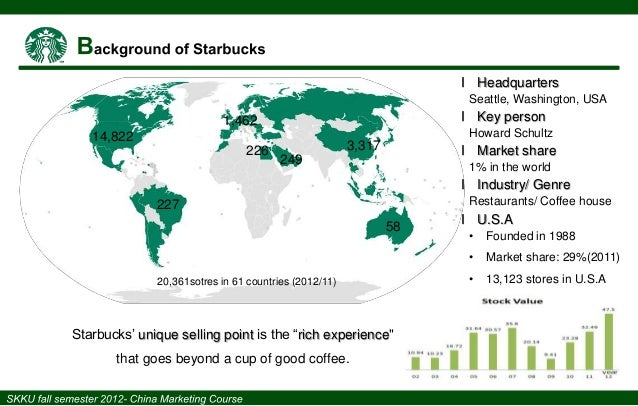 an analysis of the starbucks coffee company in seattle From a perfectly pulled espresso to a licensed store, starbucks® branded solutions offers premium solutions and brands to help your business succeed.