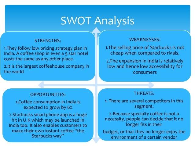 figaro coffee swot analysis