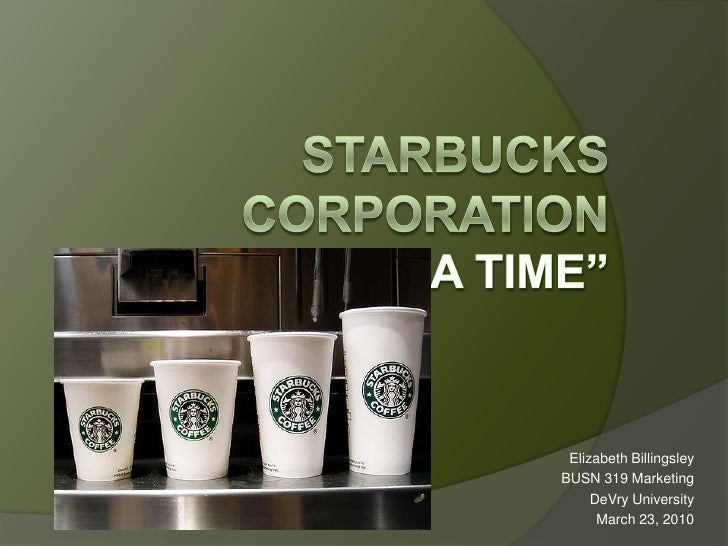 starbucks corporation competing in a global market Aug1517 | about: starbucks corporation (sbux)  china is already the  company's second largest market and shows potential for further expansion  starbucks.