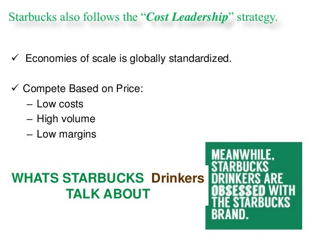 an economic overview of starbucks company Starbucks ceo howard schultz has always tried to do right by his company, his customers & his country so why did race together go so wrong.