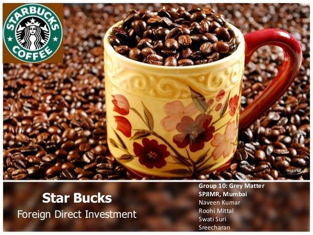 Star bucks_FDI