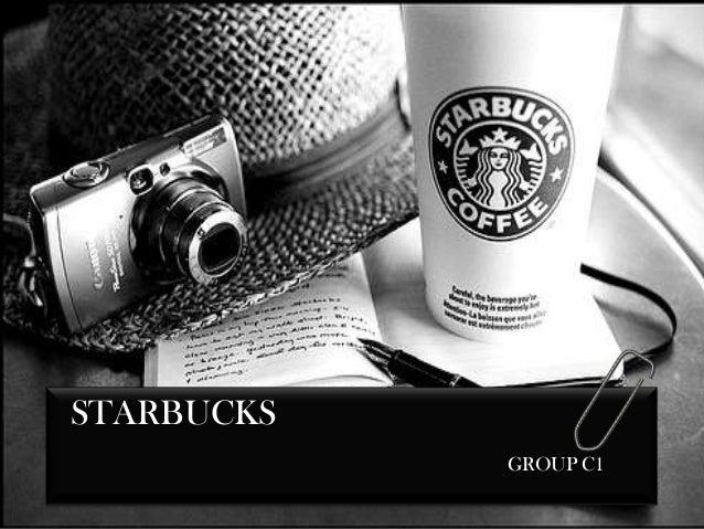 STARBUCKS            GROUP C1            GROUP - C1