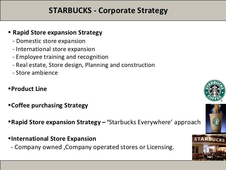 coffee and starbucks marketing strategy Learn how starbucks succeeded in selling huge amounts of coffee to the tea-drinking chinese starbucks marketing strategy in china was based on customization in.