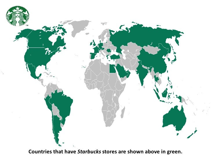 US Starbucks Locations - Infographics : IdleListInfographics ...