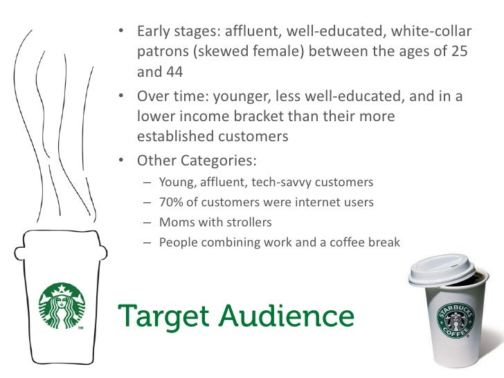 marketing communication objectives for starbucks Read this full essay on integrated marketing communications - starbucks   towards delivering the same united message and reaching the specific objective.