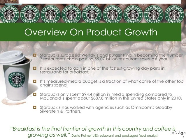 """the growth and success of starbucks analysis More than just coffee starbucks analysis tutorial group: subgroup: lecturer: 10 ms   new leadership structure to accelerate global growth 