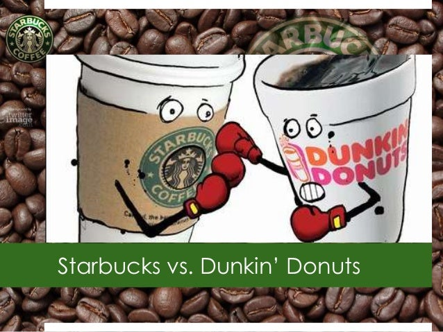 dunkiní donuts competitive analysis essay Competitor analysis and contemporary trends starbucks marketing essay  dunkin donuts, on the other hand, who claims to be the world's largest coffee and baked .