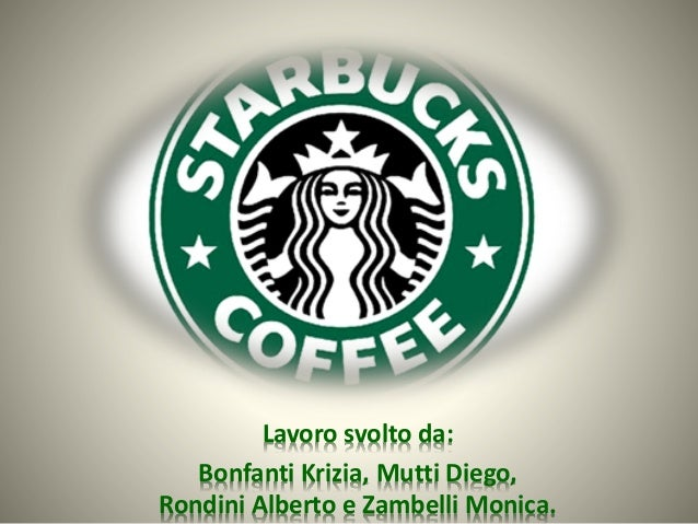 Starbucks goes to Italy?