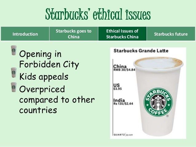 """case study-starbucks selling coffee in the land of tea What was taking starbucks so long howard schultz, the ceo and founder of starbucks, admitted to an economic times reporter in 2011 that """"the coffee market here [in india] is ferocious in terms of competition there are so many players trying to do what we think we can do better"""" (krishna, 2012) not surprisingly."""