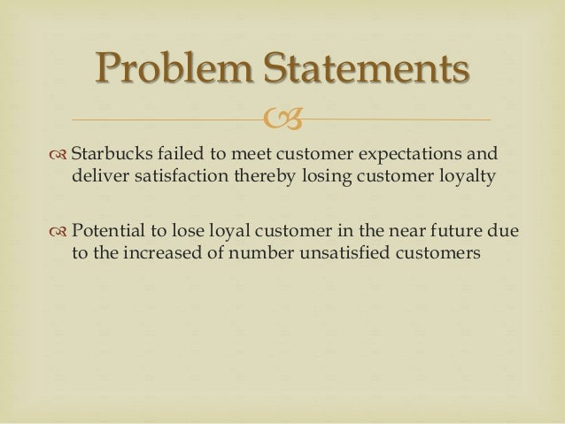 starbucks delivering customer service case solution Starbucks: delivering customer service case solution, starbucks is a brand offering more than just coffee to its customers it has revolutionized the way customers.