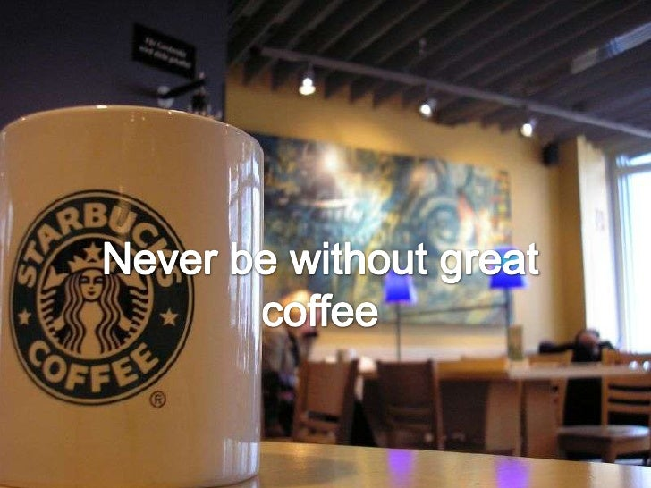 1<br />Never be without great coffee<br />