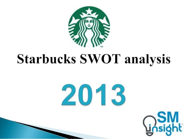 starbucks swot analysis essay