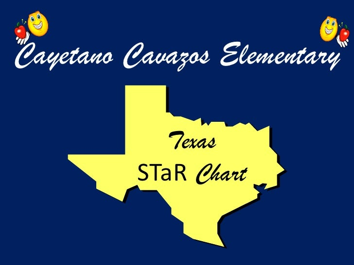 Cayetano Cavazos Elementary<br />Texas <br />STaR Chart<br />