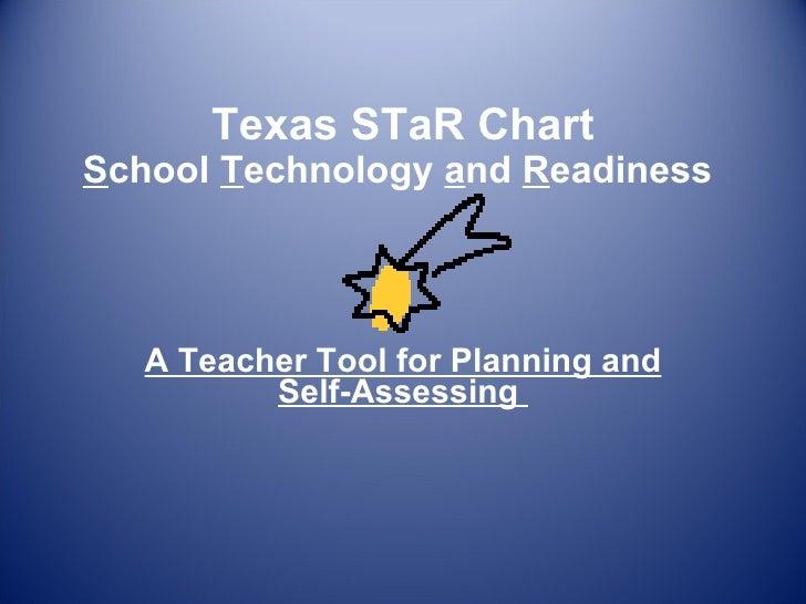 S Ta R Chart