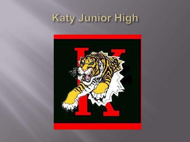Katy Junior High<br />