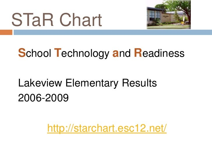 Lakeview Elementary STaR Chart