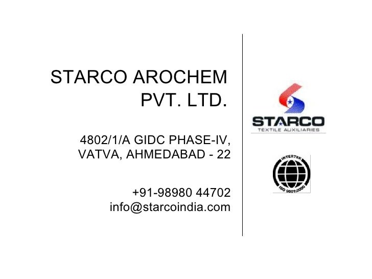 Starco Corporate Ppt
