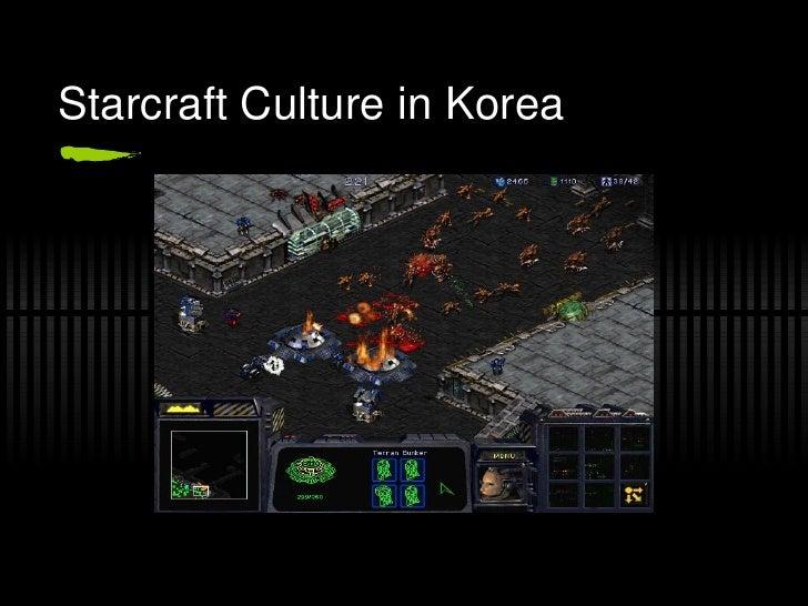Starcraft Culture in Korea