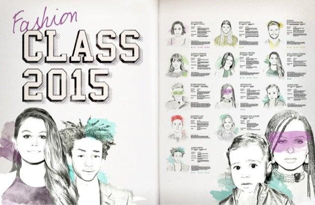 FASHION CLASS 2015
