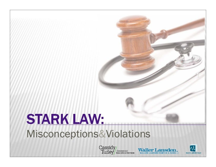 Stark Law Overview