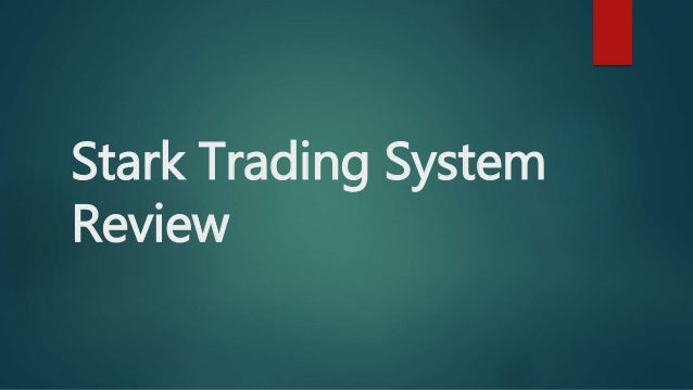 Trading system rating